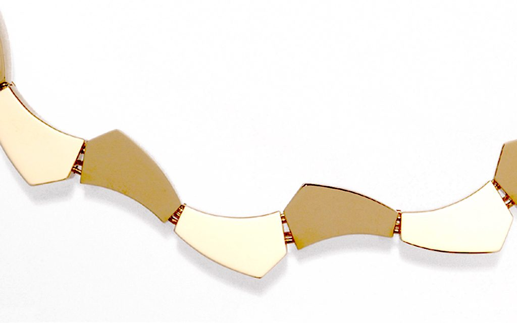 4015B - 14K Gold Bracelet (34.0g) - Price Upon Request